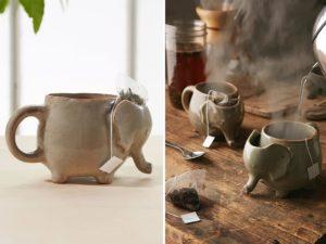 urban outfitters elephant mug