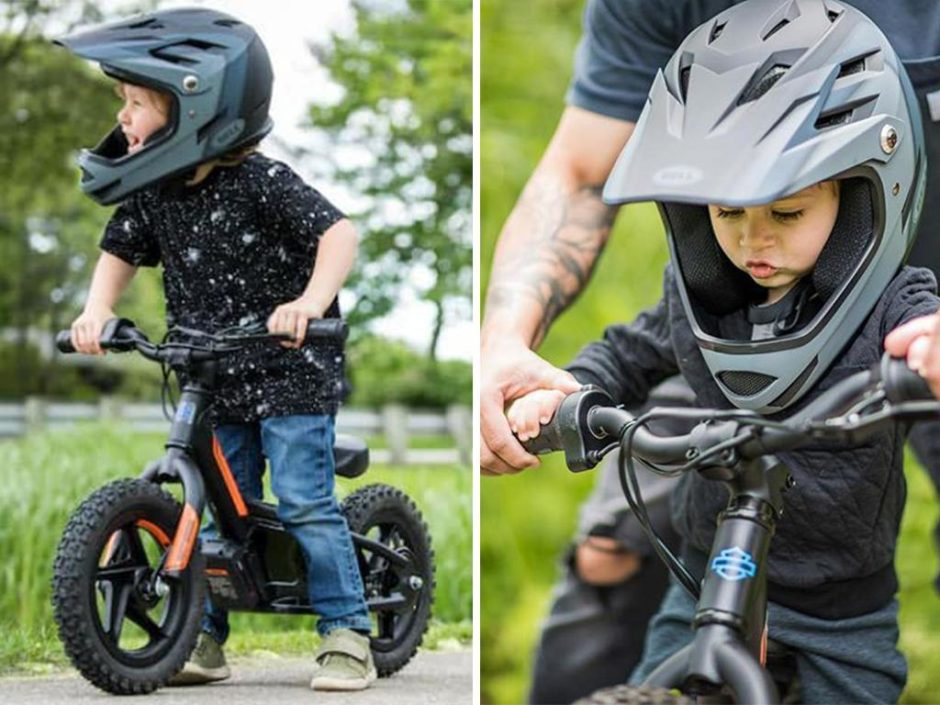 harley davidson electric kids bikes