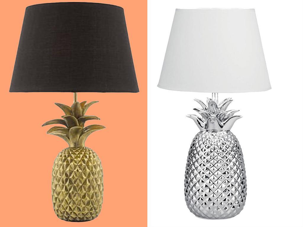 lidl pineapple lamp