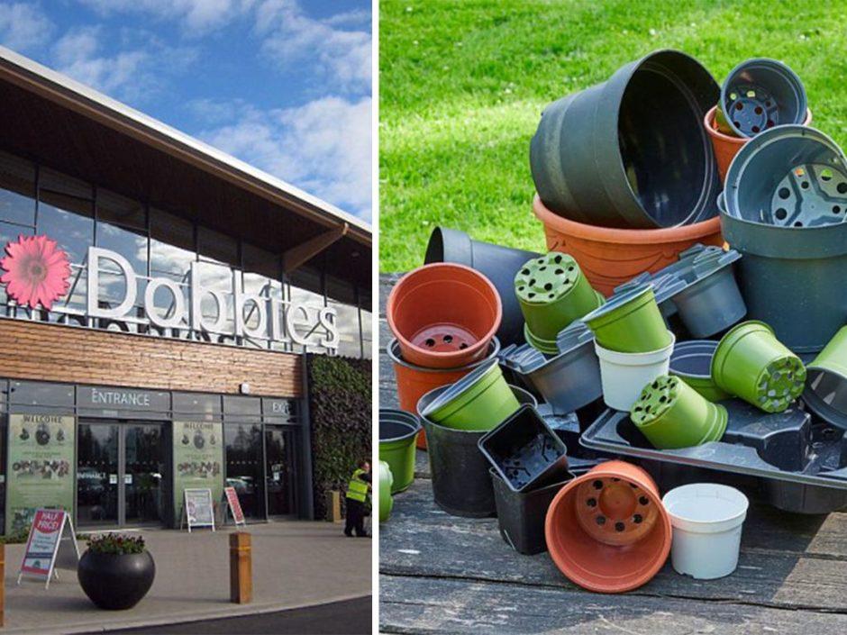 dobbies plastic recycling initiative