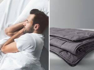 John Lewis relaxation blanket