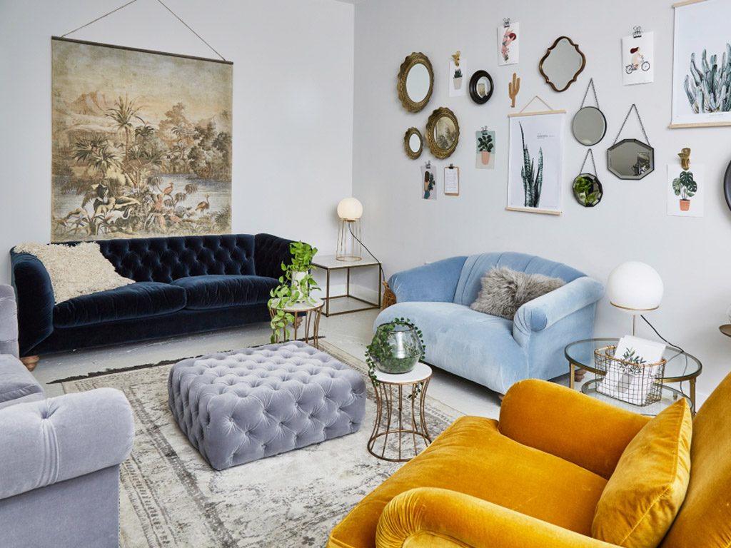 quirky home interiors
