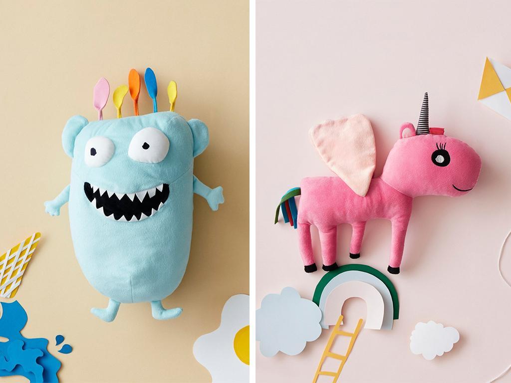The IKEA SAGOSKATT Soft Toy Collection Is a New Feel Good ...