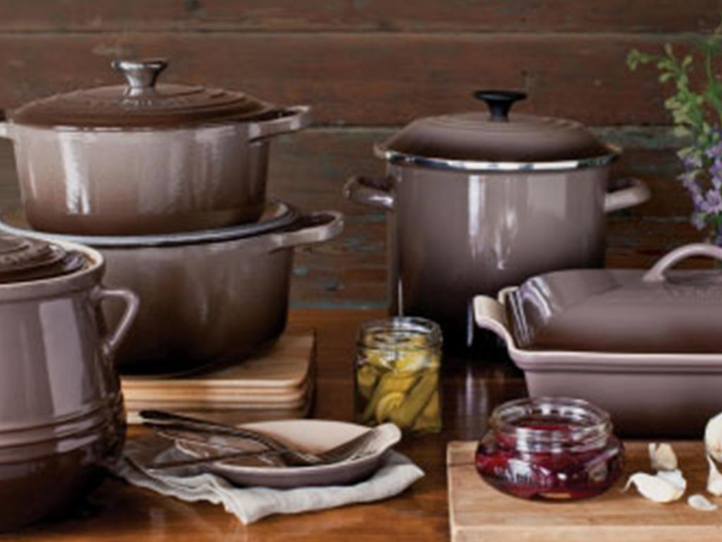 le creuset truffle collection