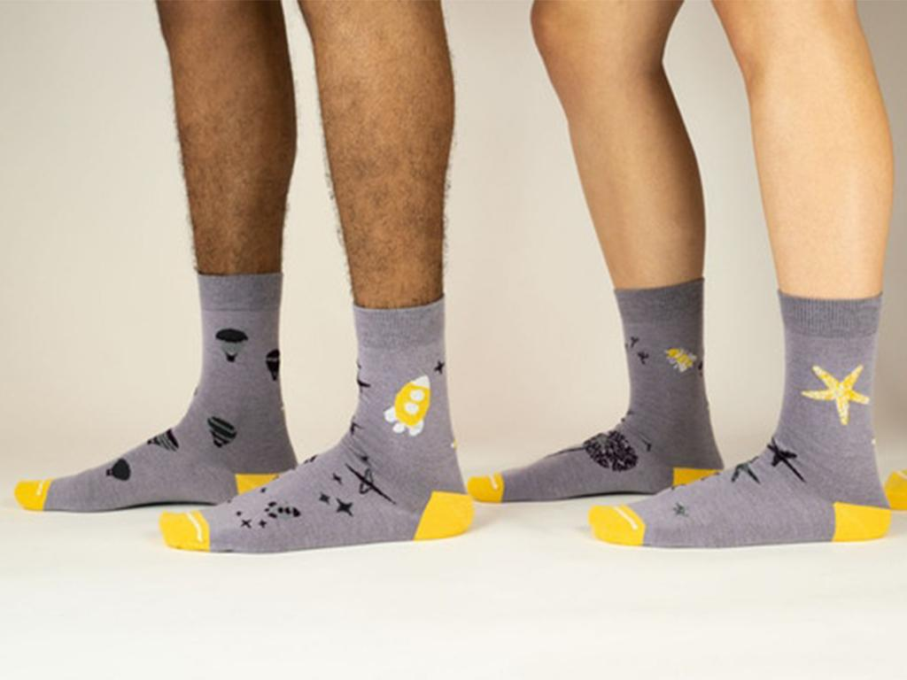 teddy locks socks