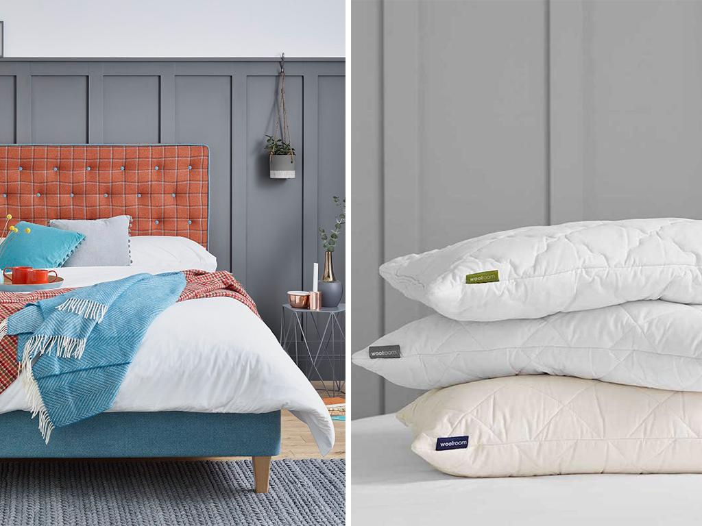 woolroom hypoallergenic collection