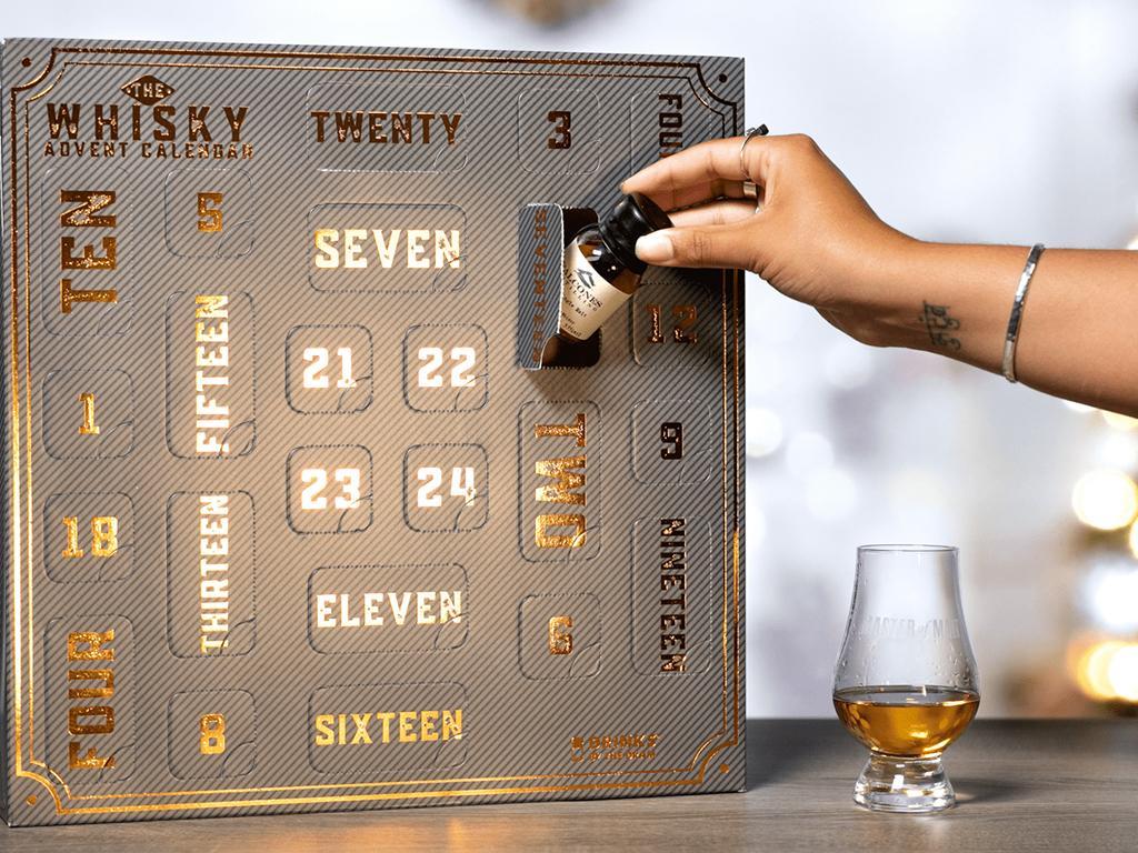 alcoholic advent calendars
