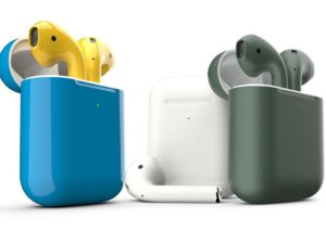 colorware apple airpods