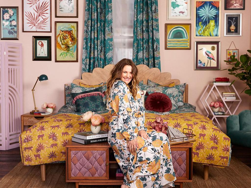 drew barrymore flower home