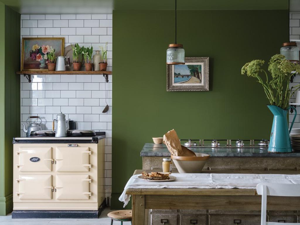 farrow and ball kitchen