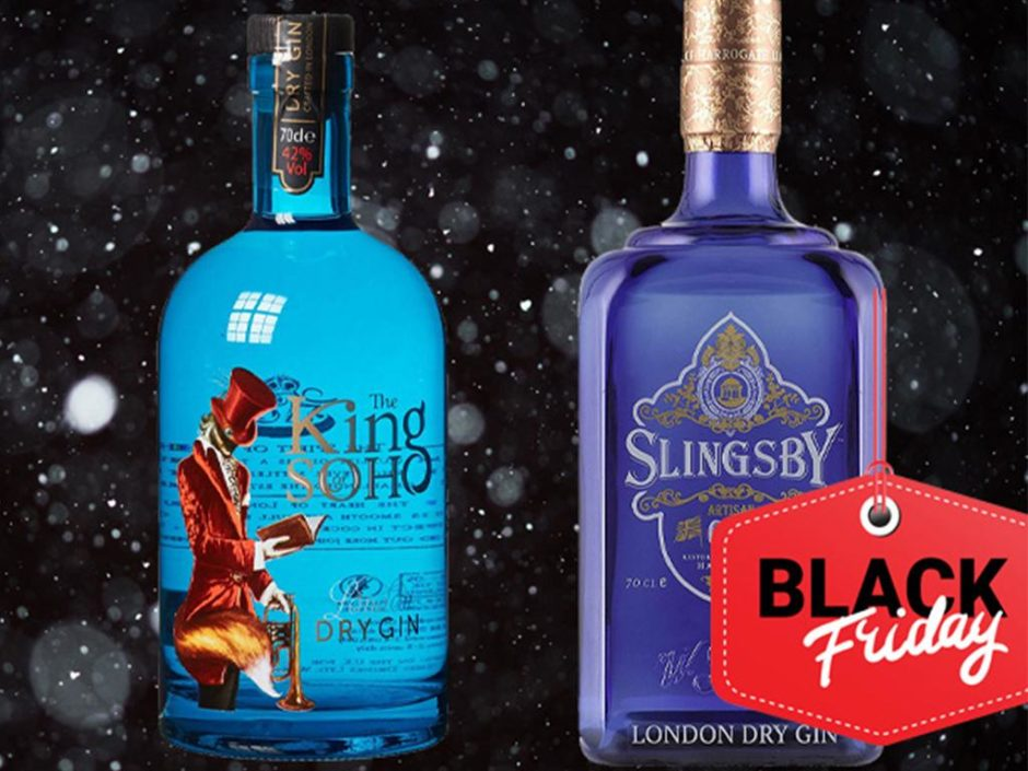 best black friday 2019 gin