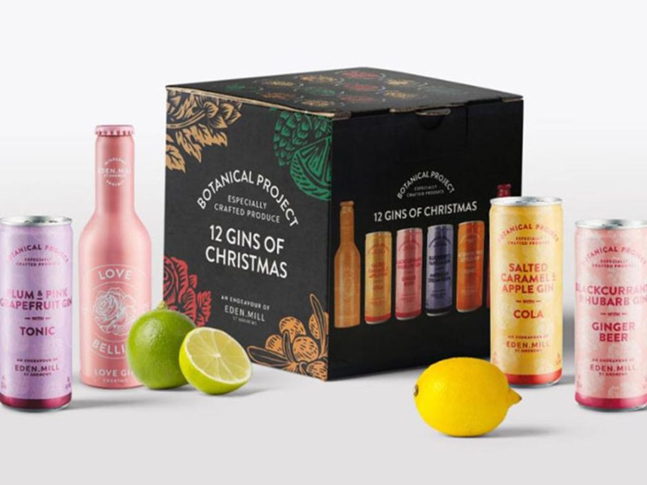 aldi gin selection box