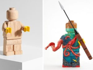 lego originals wooden figure