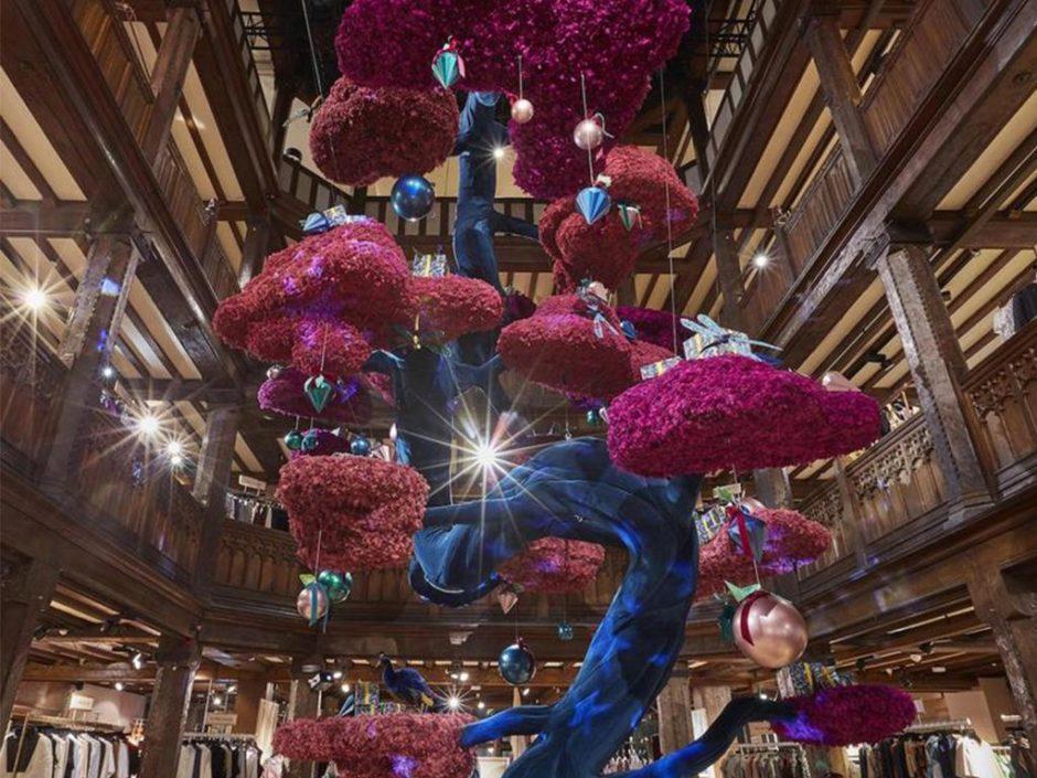 liberty london christmas bonsai