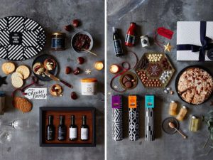 marks and spencer festive food
