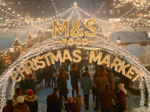 marks and spencer christmas