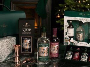 sipsmith gin baubles 2019