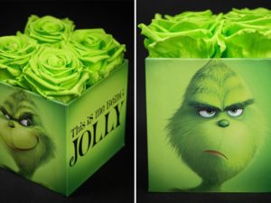 grinch rose collection