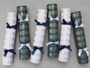 eco friendly christmas crackers