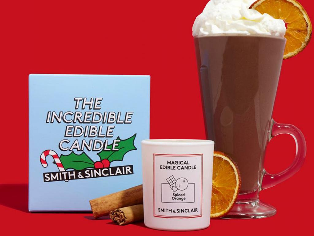 smith sinclair edible candles
