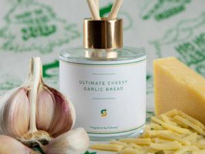 subway garlic bread fragrance