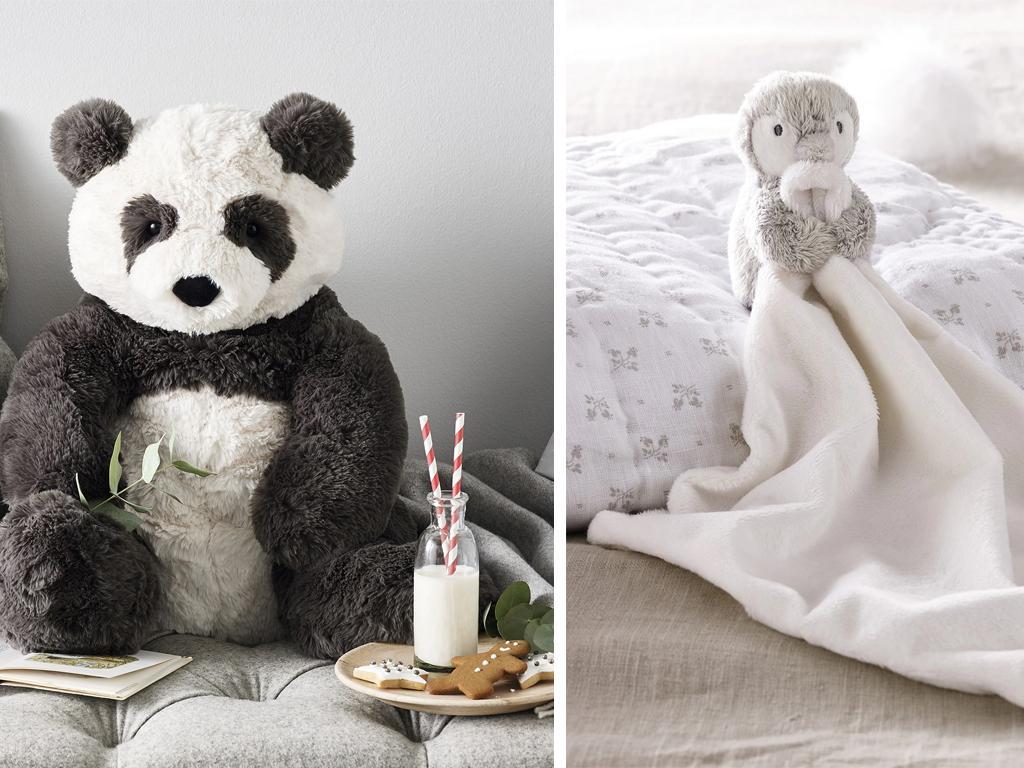 the white company soft toys