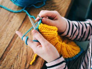 australian wildfire knitting aid