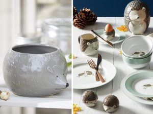 Dunelm Is Selling the Quirkiest Hedgehog Homeware Range