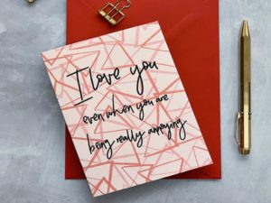 Eco-Friendly Valentine's Day Cards You'll Fall in Love with