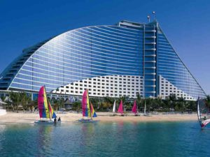 jumeriah environmentally conscience hotel