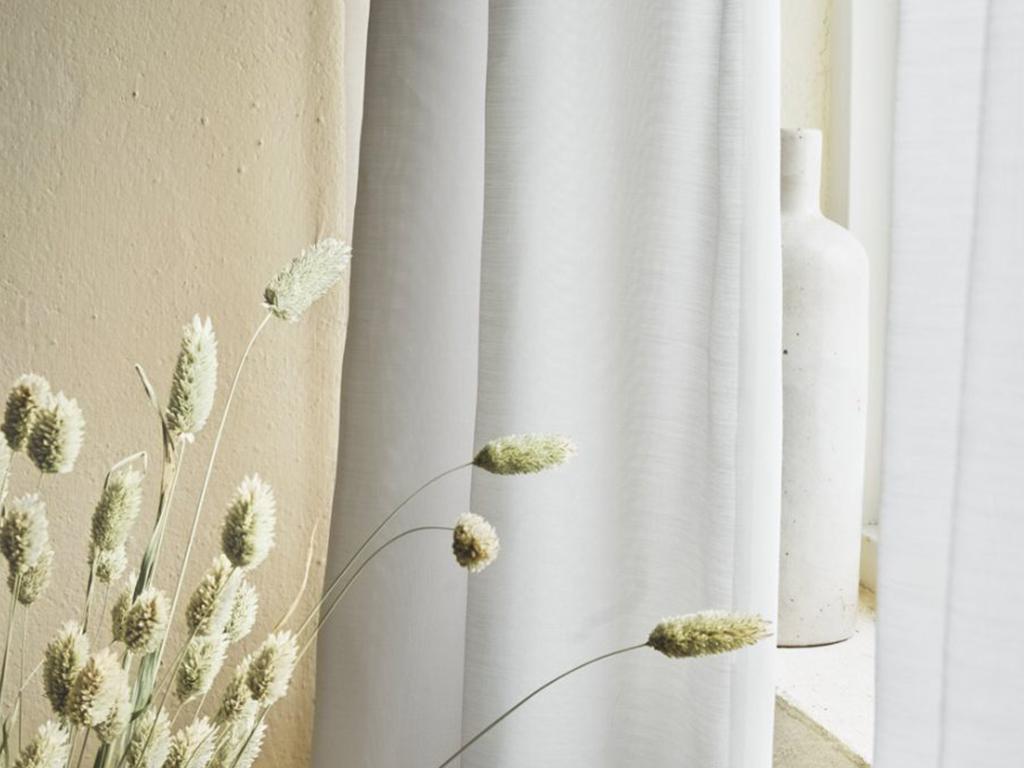 Ikea gunrid curtain