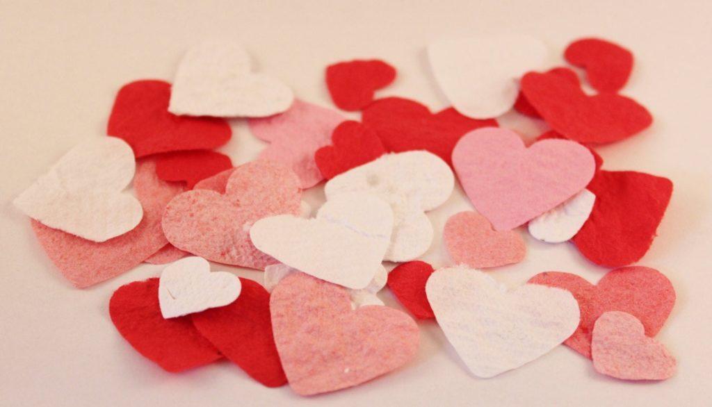 eco friendly valentine's day cards