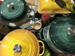 Inject Your Home With Spring-Time Colour Courtesy Of Le Creuset's Latest Collection