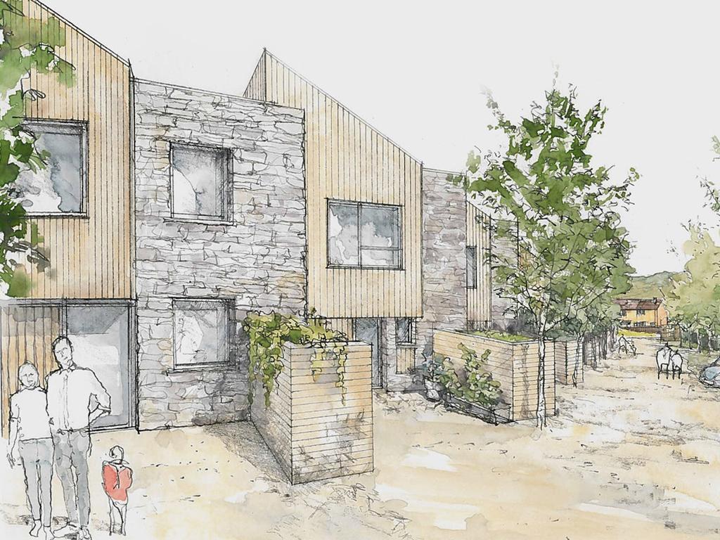 welsh carbon neutral neighbourhood