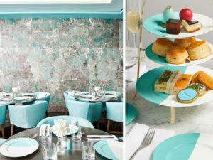 Tiffany's Blue Box Café Will Allow Everyone to Experience a Holly Golightly's Breakfast