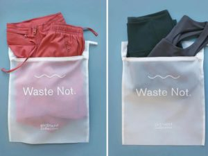 A Lifestyle Brand Is Releasing a Wash Bag To Fight Back Against Micro-Plastic Waste