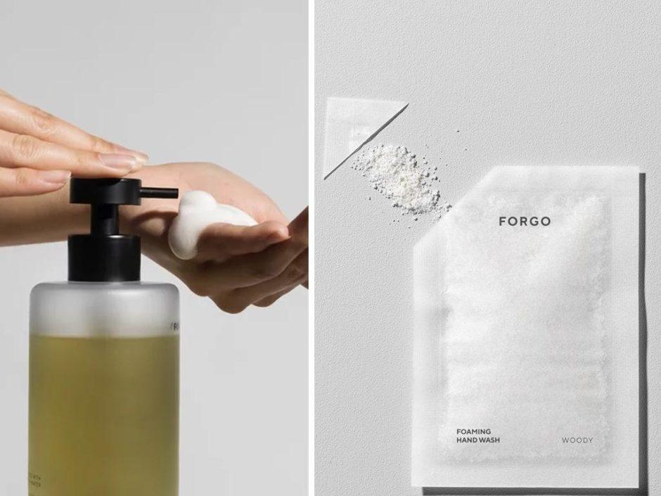 forgo hand soap