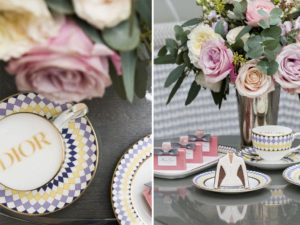 A Dior Themed Afternoon Tea Has Arrived To Help Lead Everyone Into Spring