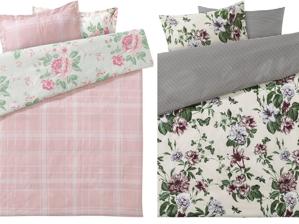 lidl reversible linen