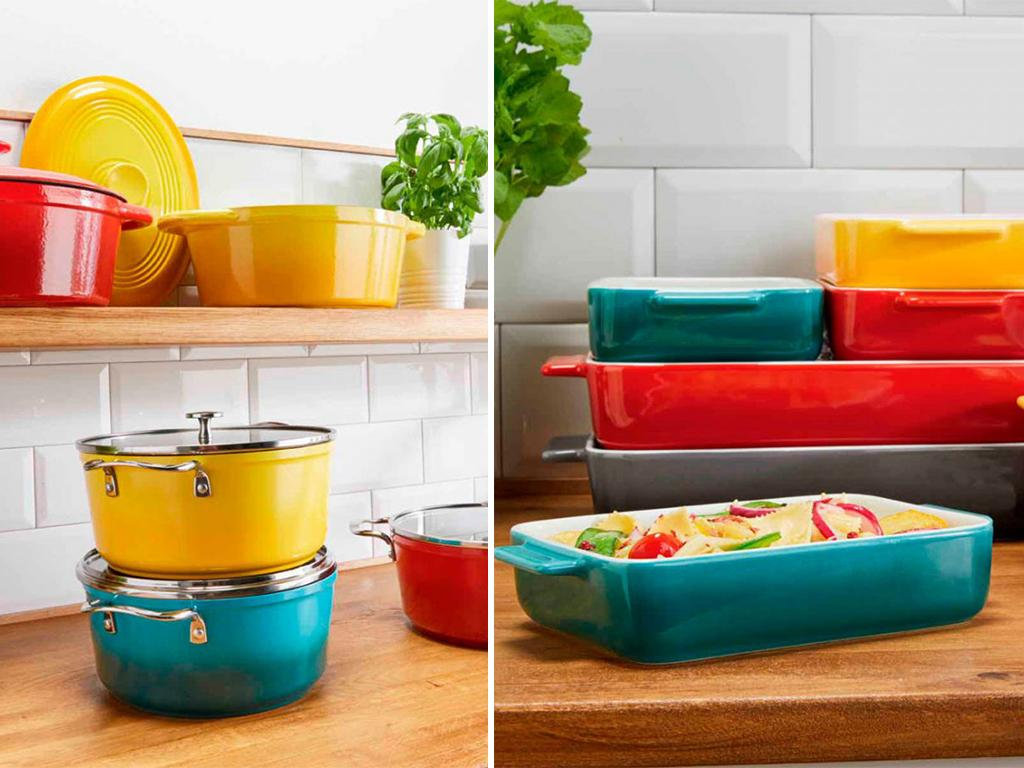 lidl cast iron dishes