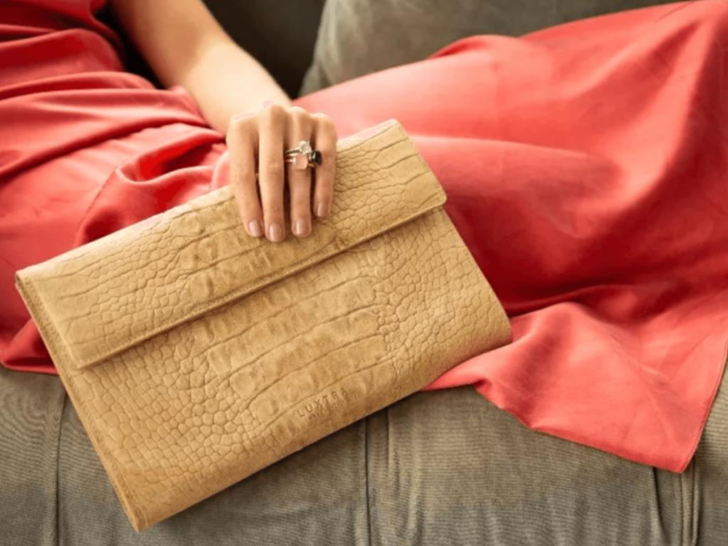 luxtra mango leather bags