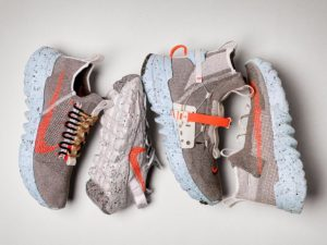 Nike's Latest Shoe Range Will Be Made Completely From Recycled Rubbish
