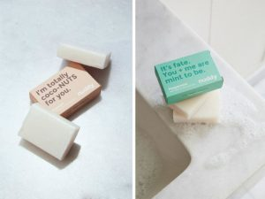 nuddy soap