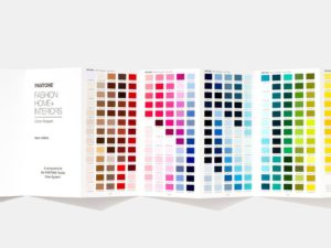 Pantone Unveil Over 300 New Colour Trends To Look Out For in 2020