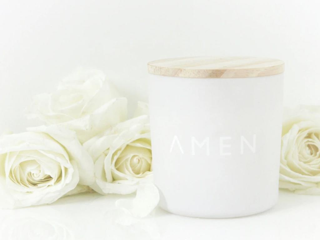 amen candle collection