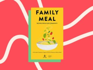 family meal coronavirus cookbook