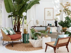 H&M Home's New Lush and Leafy Home Collection Offers the Perfect Spring Upgrade