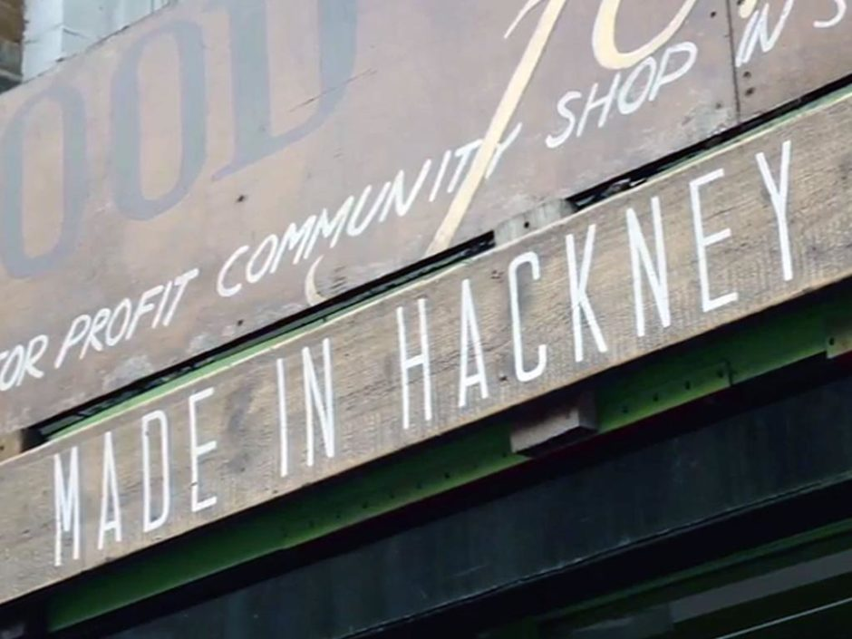 made in hackney