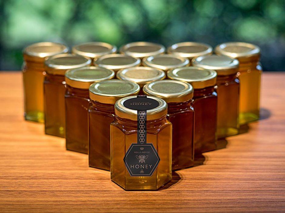 rolls royce honey