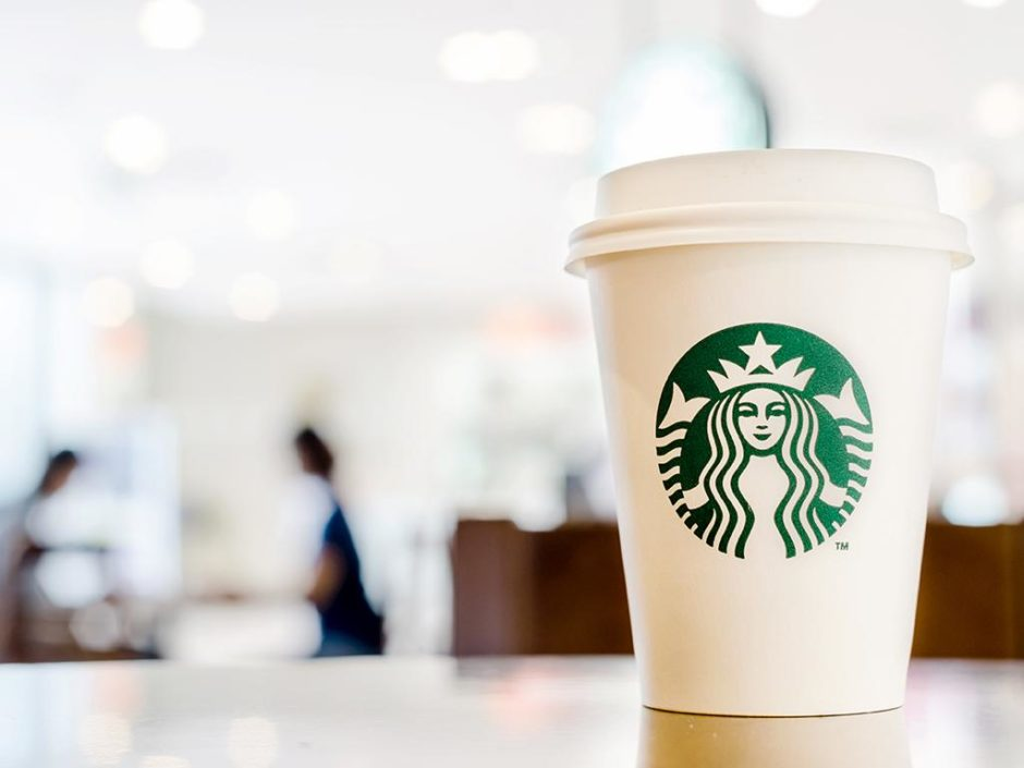 starbucks recycled cups